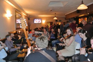 Traditional Irish Music at Cawley's Hotel