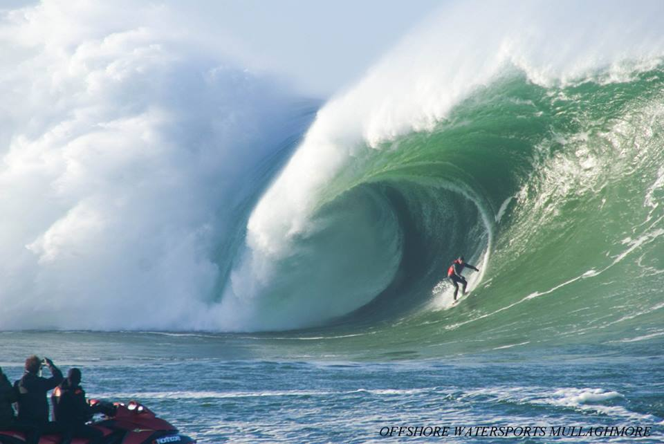 Mullaghamore Surfing - Adventure Holidays Sligo