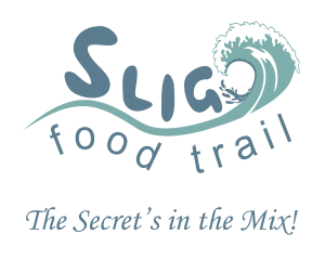 Sligo Food Trail Logo Tagline Transparent