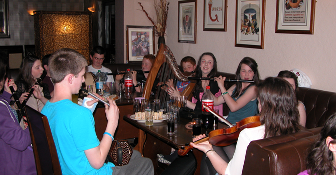 South Sligo Summer School _County Fleadh