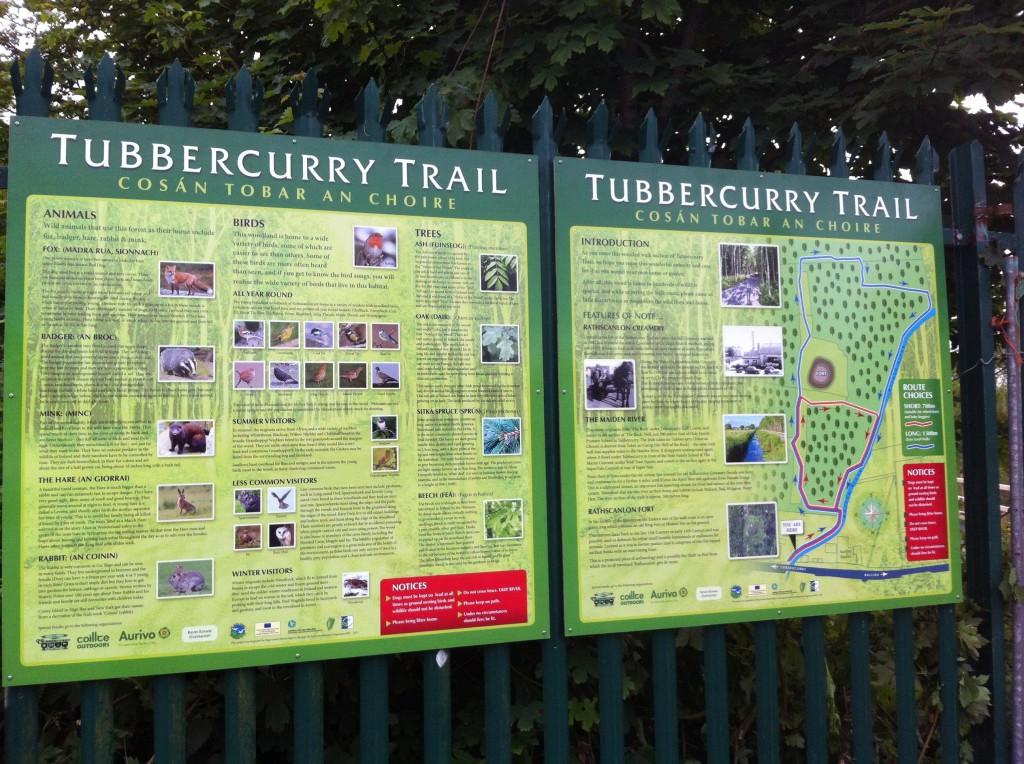 Tubbercurry Trail, South Sligo